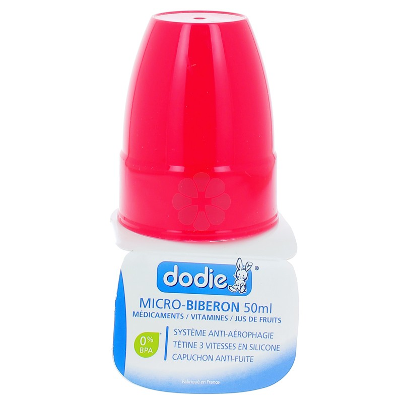 biberon dodie 50ml