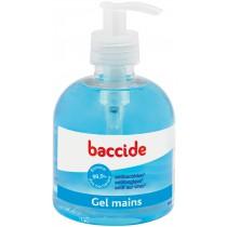 BACCIDE Gel mains désinfectant sans rinçage Fl pompe/300ml