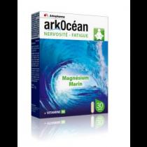 ARKOCEAN DETENTE ET EQUILIBRE Magnésium Marin Vitamine B6 Gél B/30