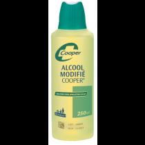 ALCOOL DENATURE COOPER 90° Sol Fl/250ml