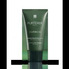 RENE FURTERER CURBICIA Shampooing masque pureté Argile absorbante T/100ml