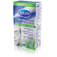 OPTONE ACTIMIST Spray oculaire yeux fatigués + inconfort Fl/10ml