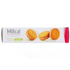 MILICAL BISCUITS FOURREES CITRON x 12