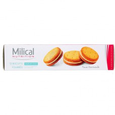 MILICAL NUTRITION BISCUITS FOURRES COCO x 12