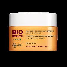 BIO BEAUTE BY NUXE Masque détox vitaminé à l'Eau d'Orange Pot/50ml