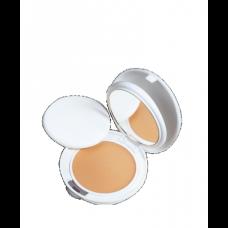 COUVRANCE Cr de teint compacte fini mat miel Boîtier/9,5g
