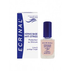 ECRINAL ONGLES Vernis base anti-stries Fl/10ml