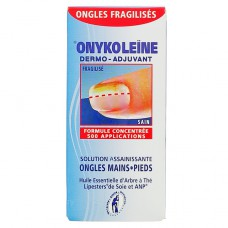 AKILEINE ONYKOLEINE SOLUTION ASSAINISSANTE 10ML