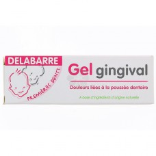 DELABARRE GEL GINGIVAL 20 G