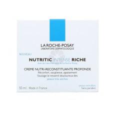 NUTRITIC INTENSE RICHE CREME NUTRI-RECONSTITUANTE PROFONDE LA ROCHE-POSAY 50ML