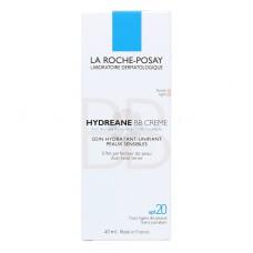 HYDREANE BB CREME SOIN HYDRATANT-UNIFIANT LIGHT LA ROCHE-POSAY 40ML
