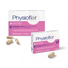 PHYSIOFLOR LP Cpr vaginal B/2