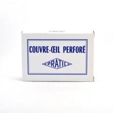 PRATIC Couvre-oeil plastique blanc