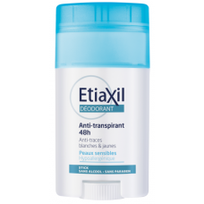 ETIAXIL ANTITRANSPIRANT Déodorant 48H Stick/40ml