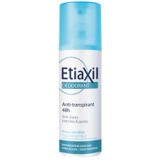 ETIAXIL ANTITRANSPIRANT Déodorant 48H Spray/100ml