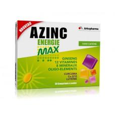 AZINC ENERGIE MAX Cpr dès 15 ans B/30
