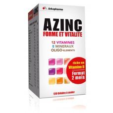 AZINC FORME ET VITALITE Gél dès 15 ans Fl/120
