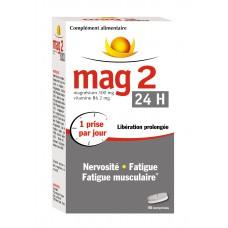 MAG 2 24H Cpr LP nervosité fatigue B/45
