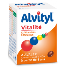 ALVITYL COMPRIME x 40