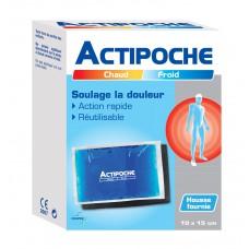 ACTIPOCHE Coussin thermique contre les douleurs 10x15cm B/1