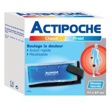 ACTIPOCHE Coussin thermique contre les douleurs 11x27cm B/1