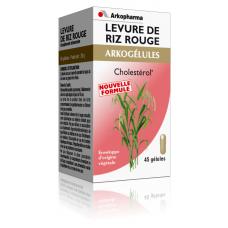 ARKOGELULES Levure de riz rouge Gél Fl/150