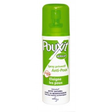 POUXIT REPULSIF Lot antipoux Spray/75ml