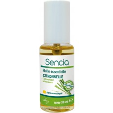 SENCIA Essence de Citronnelle Spray/30ml