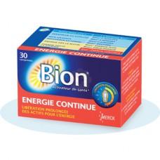 BION ENERGIE CONTINUE ACTIVEUR DE SANTE 30 COMPRIMES