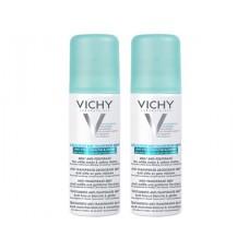 VICHY Déodorant anti-transpirant anti-trace 2Aéros/125ml
