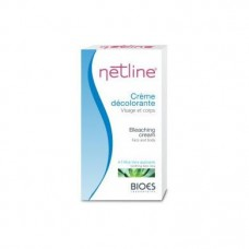 NETLINE Cr décolorante duvets sombres T/40+20ml
