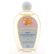 BEBE NATUREL HUILE D'AMANDE DOUCE NATESSANCE 100ML