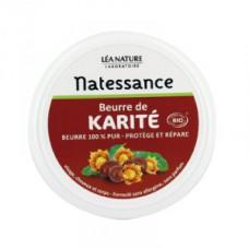 NATESSANCE KARITE BIO Beurre de Karité bio et équitable Pot/100g