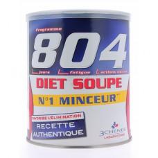 804 DIET SOUPE 3 CHENES 300G