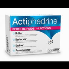 ACTIPHEDRINE Cpr perte de poids B/60