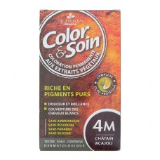 COLOR & SOIN 3 CHENES CHATAIN ACAJOU 4M