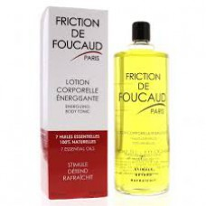 FOUCAUD Lot friction revitalisante corps Fl verre/250ml