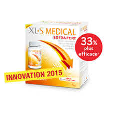 XL-S MEDICAL Cpr extra fort B/120