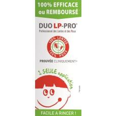 DUO LP-PRO Lot radicale poux et lentes Fl/150ml