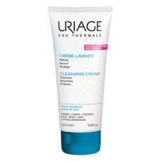 URIAGE Cr lavante sans savon visage corps T/200ml