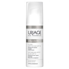 URIAGE DEPIDERM SPF15 Fluide anti-taches T/30ml