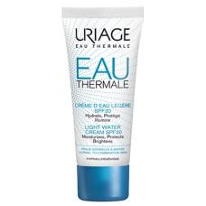 URIAGE EAU THERMALE SPF20 Cr d'eau légère peau normale à mixte T/40ml