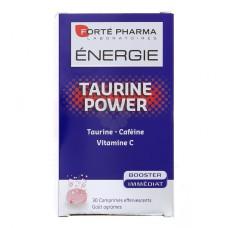 ENERGIE TAURINE POWER FORTE PHARMA 30 COMPRIMES