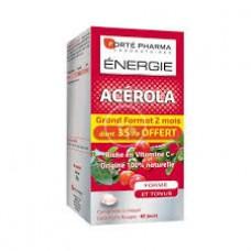 ENERGIE ACEROLA Cpr à croquer Pot/60