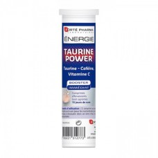 ENERGIE TAURINE POWER Cpr eff T/15
