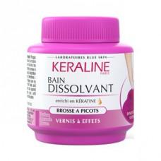 KERALINE Bain dissolvant Pot/60ml