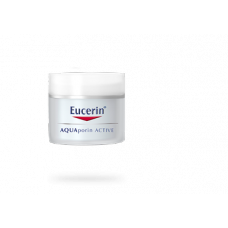 EUCERIN AQUAPORIN ACTIVE Cr soin hydratant peau sèche Pot/50ml