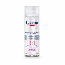 EUCERIN DERMATOCLEAN Lot micellaire 3 en 1 Fl/400ml