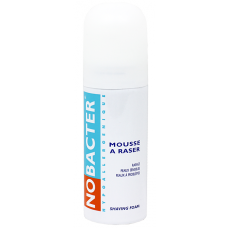 NOBACTER Mousse à raser peau sensible Aéros/150ml