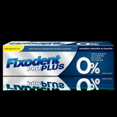 FIXODENT PRO Cr adhésive plus 0 % T/40g